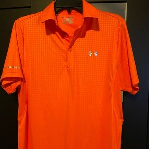 Men's golf shirt under Armour